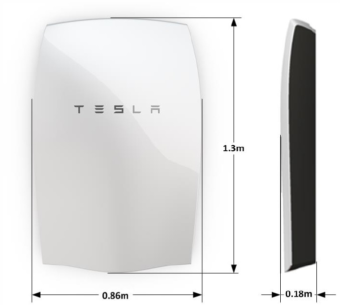 Tesla Wall Battery >> Powerwall 3 Brisbane Solar Panels